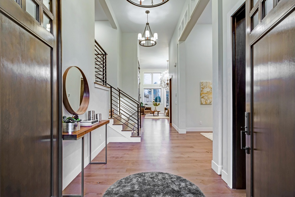 Creating an Inviting Entrance Hall