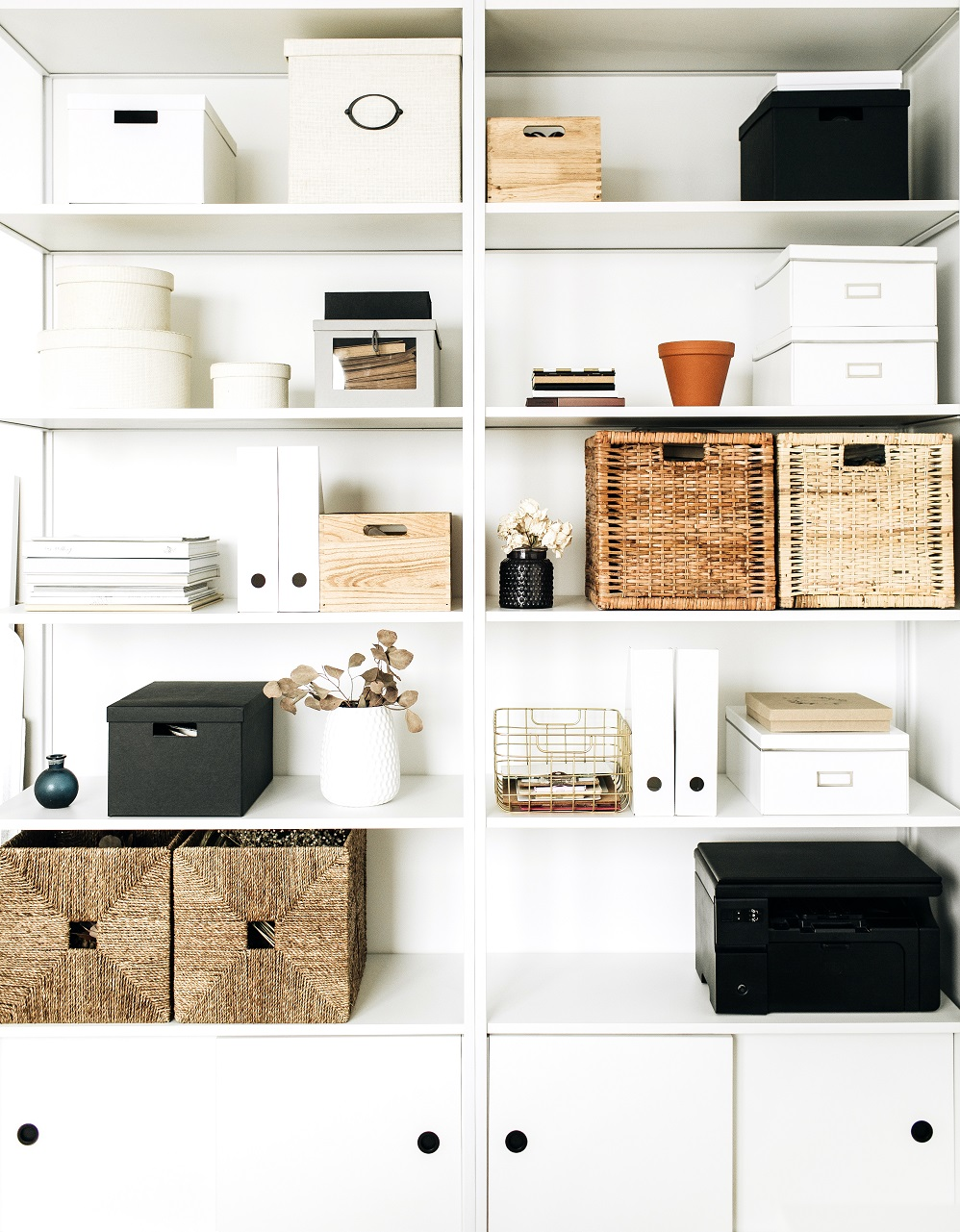 Creative Home Storage Ideas to Maximise Space