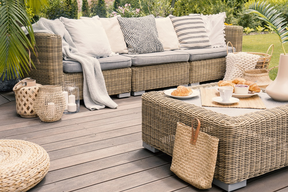Styling with Rattan Furniture