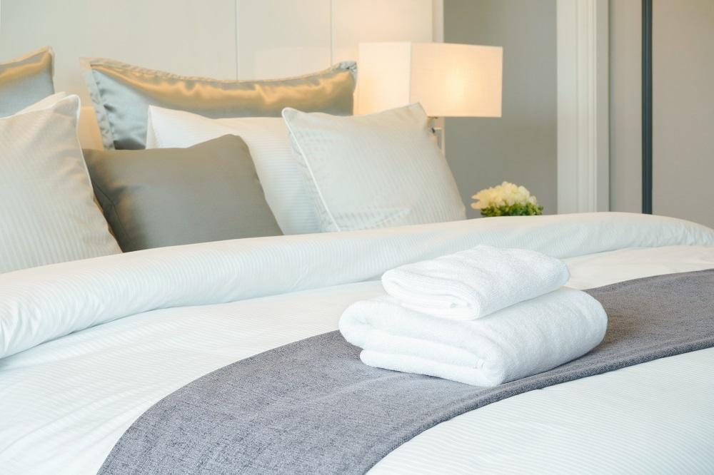 Styling your guest bedroom